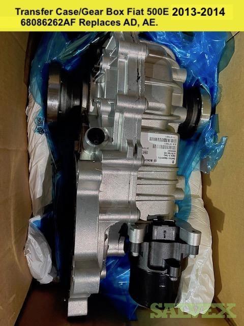 Fiat 500e Gear Box Transfer Cases (1 units)