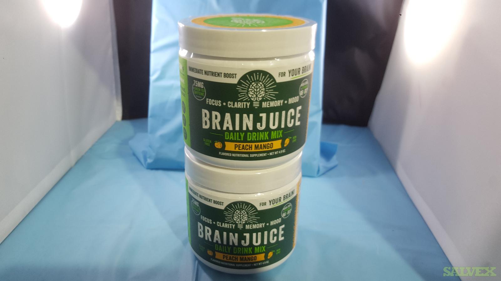 Green Tea Extract Alpha GPC Brain Juice Brain Booster Memory Drink (1,000 units)