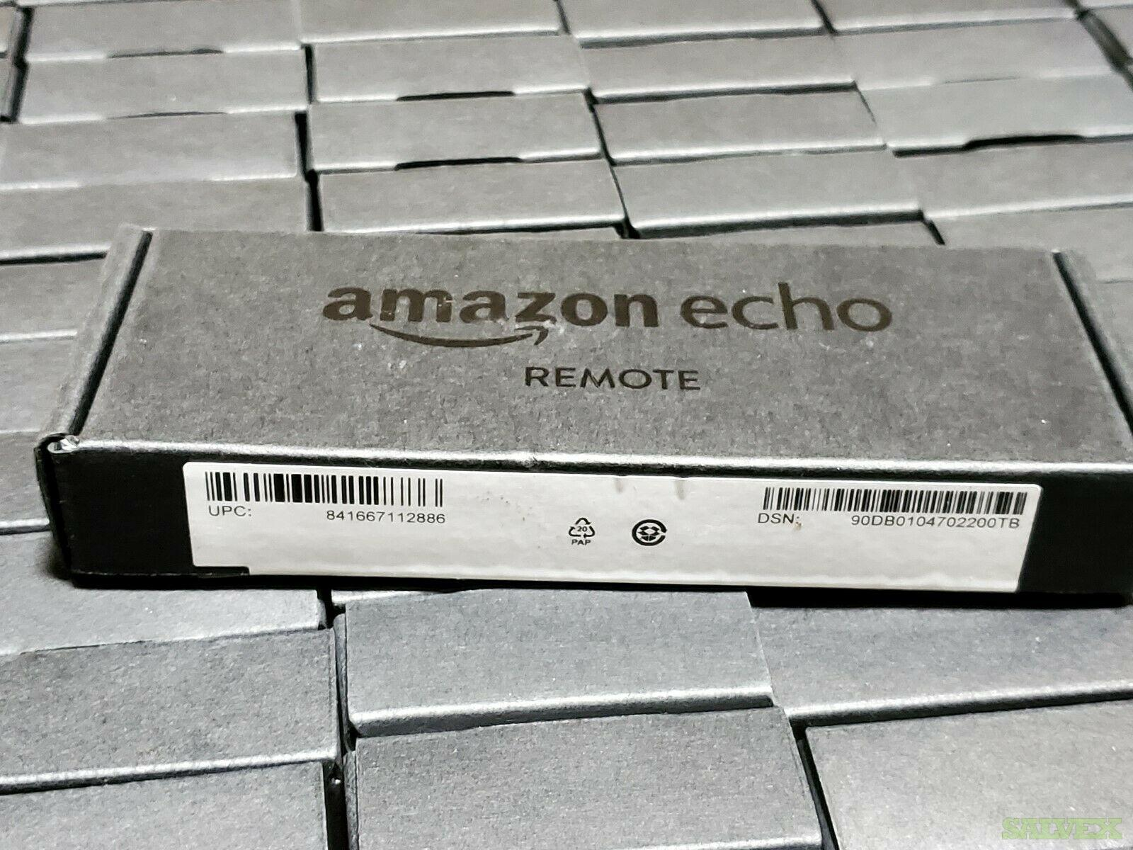 Amazon Alexa Voice Remote for Amazon Echo and Dot (112 Units)