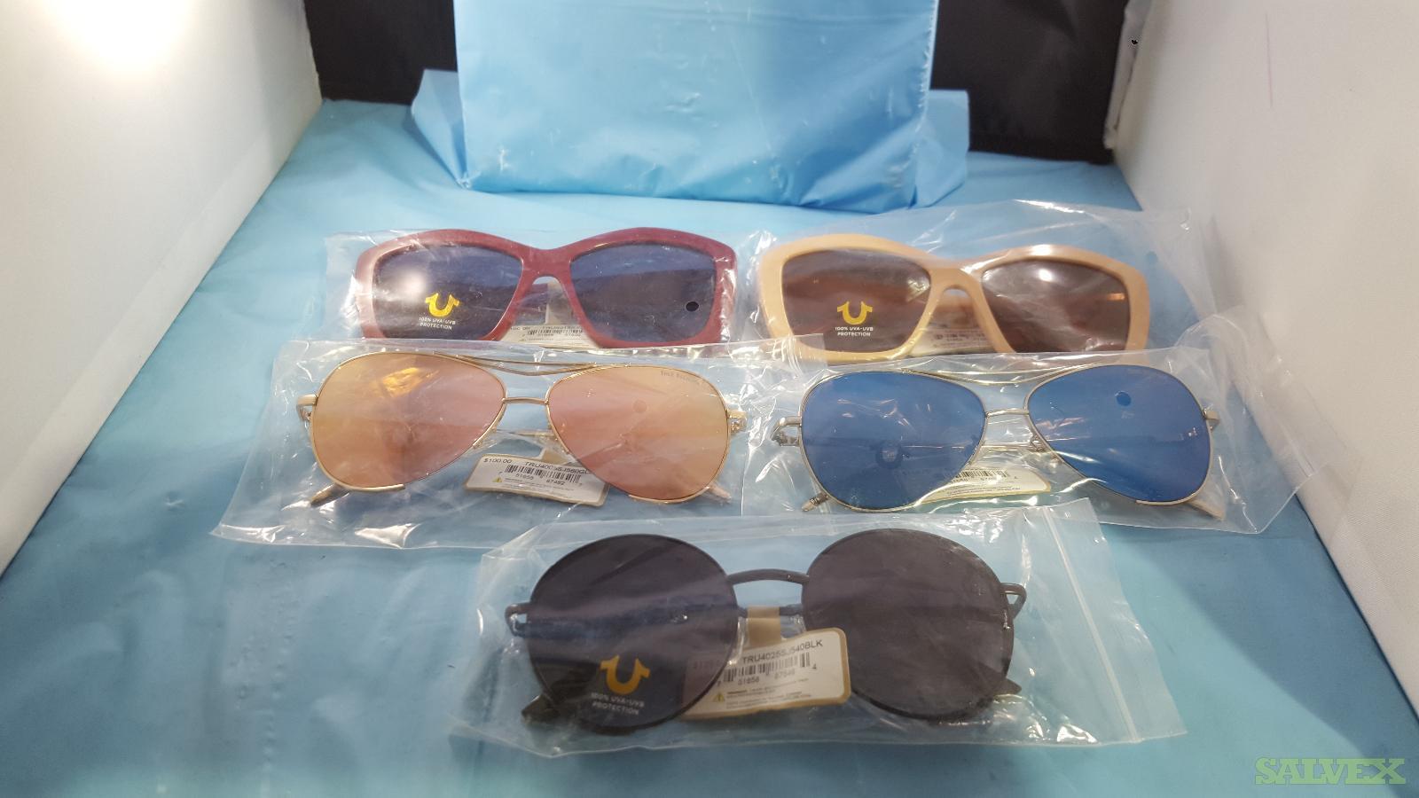 True Religion Men and Women Sunglasses (60 units)