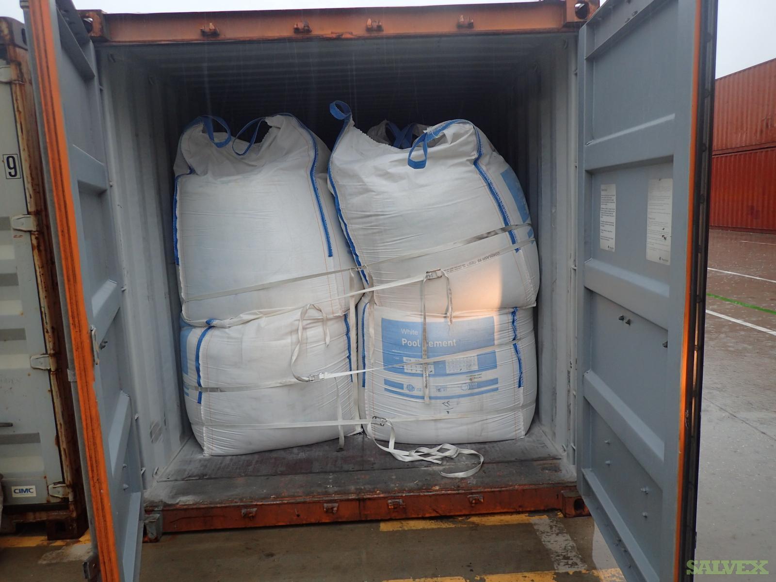 White Portland Cement (16 Superbags)