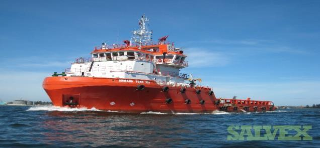 65m DP2 Anchor Handling & Towing/Offshore Support Vessel 2007