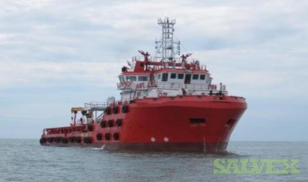 72m DPS-2 Anchor Handling Offshore Support Fire-Fighting Vessel 2009