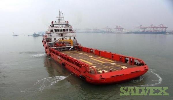75m Platform Supply Vessel 2013