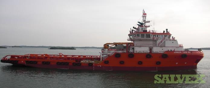 65m DP1 Anchor Handling Offshore Support Vessel 2010
