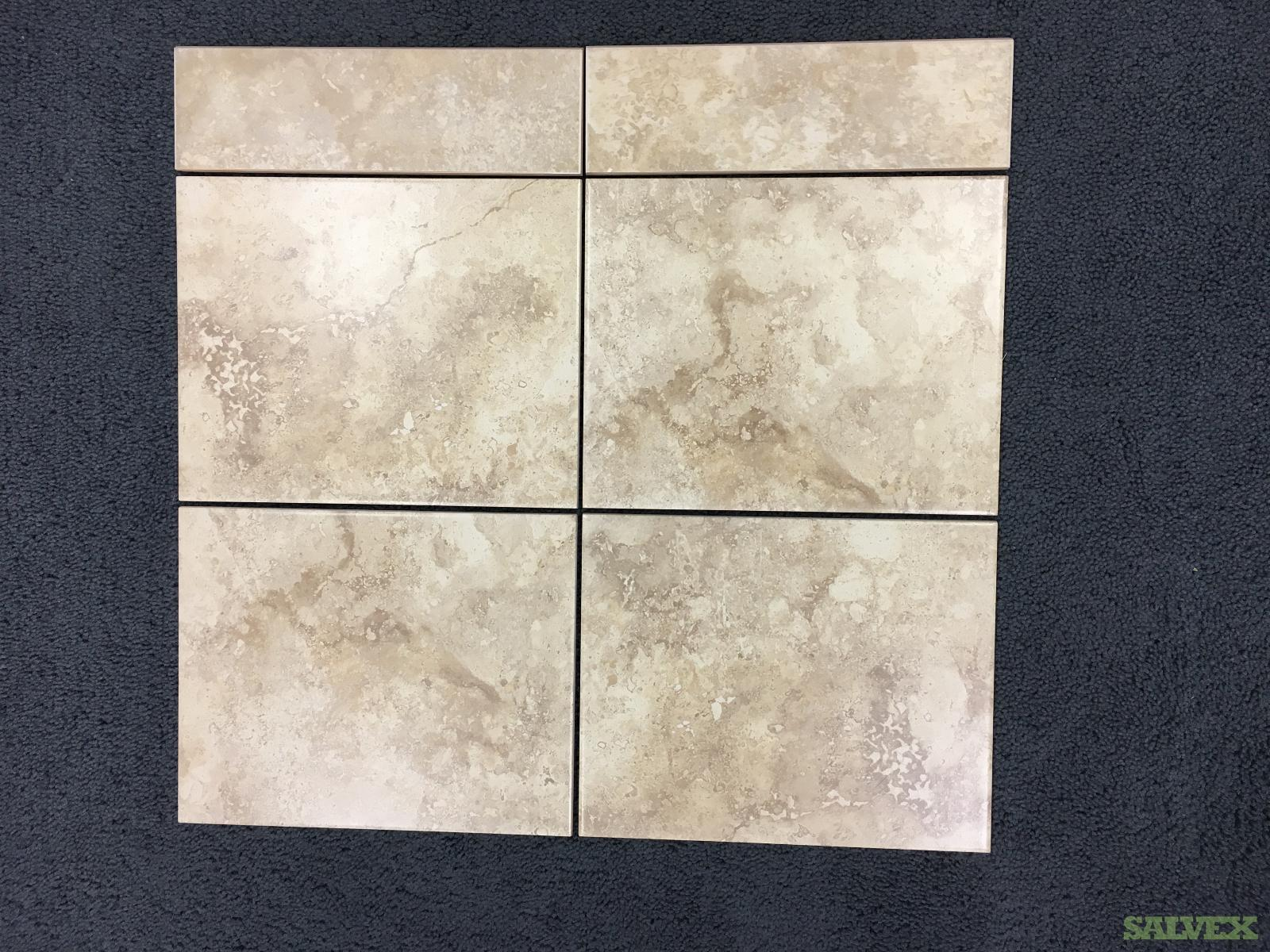 Italian Ceramic Wall Tile, Nice Rustic Pattern and Spanish Porcelain Stone Look Tile (40,678.47 SF) in Minnesota