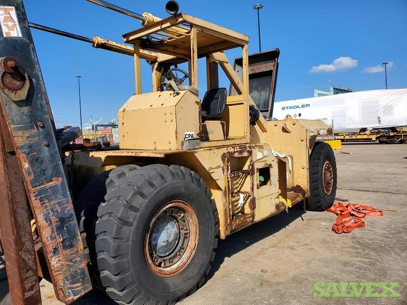 Taylor Forklift  (62,000 lbs)