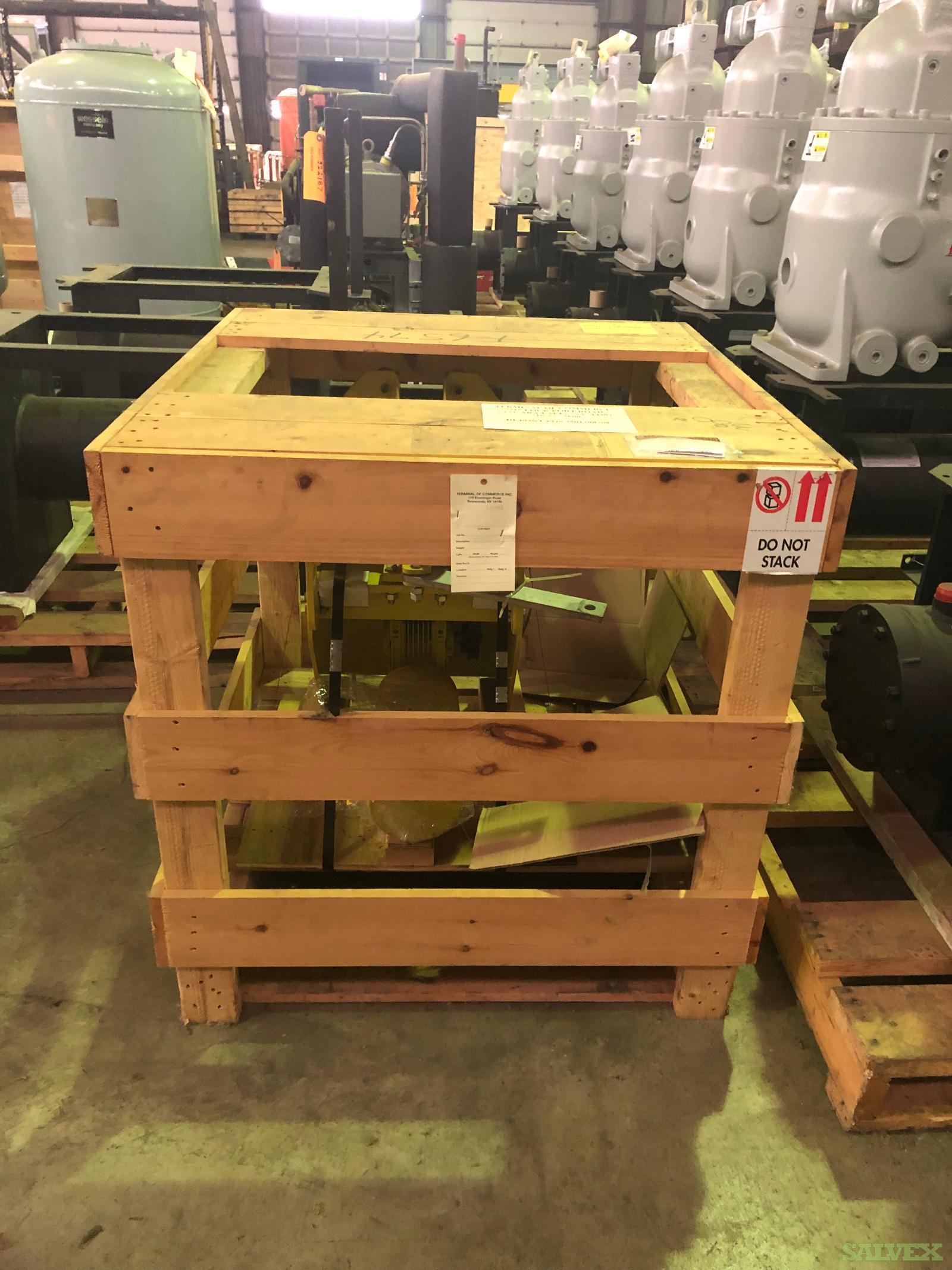 Bridge Crane 36' X 8', 6 Ton