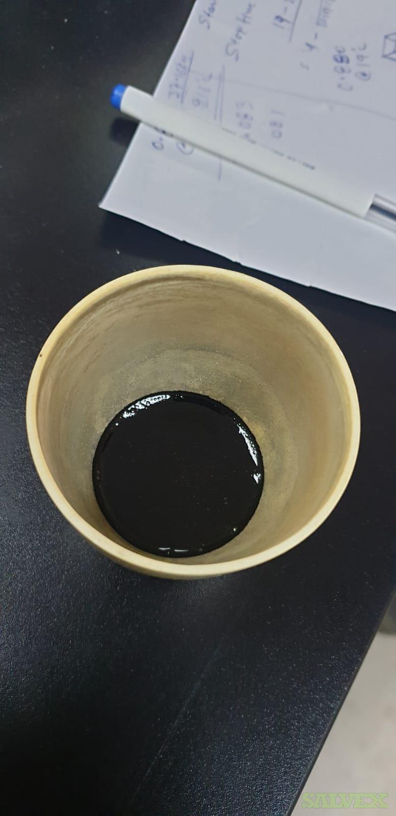 Heavy Furnace Oil - Used As Marine Fuel (123 Metric Tons)