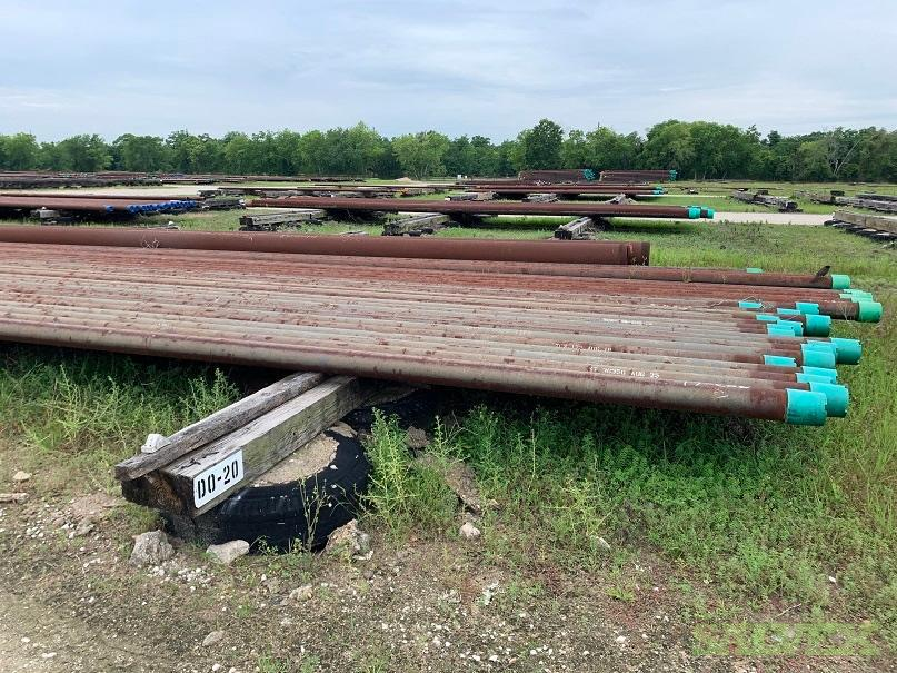 2 3/8- 9 7/8 Used & New Casing & Tubing (227 Metric Tons)