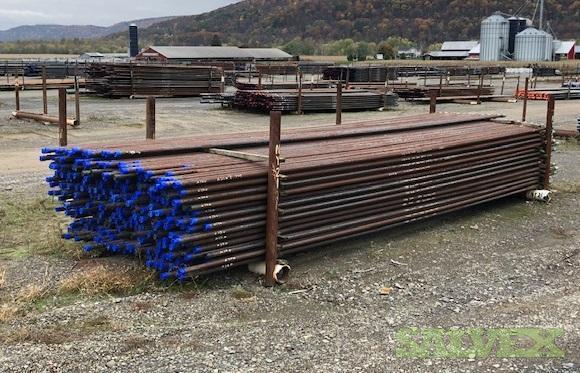 2 3/8 4.70# L-80 R2 Surplus Tubing (64,845 Feet / 138 Metric Tons)