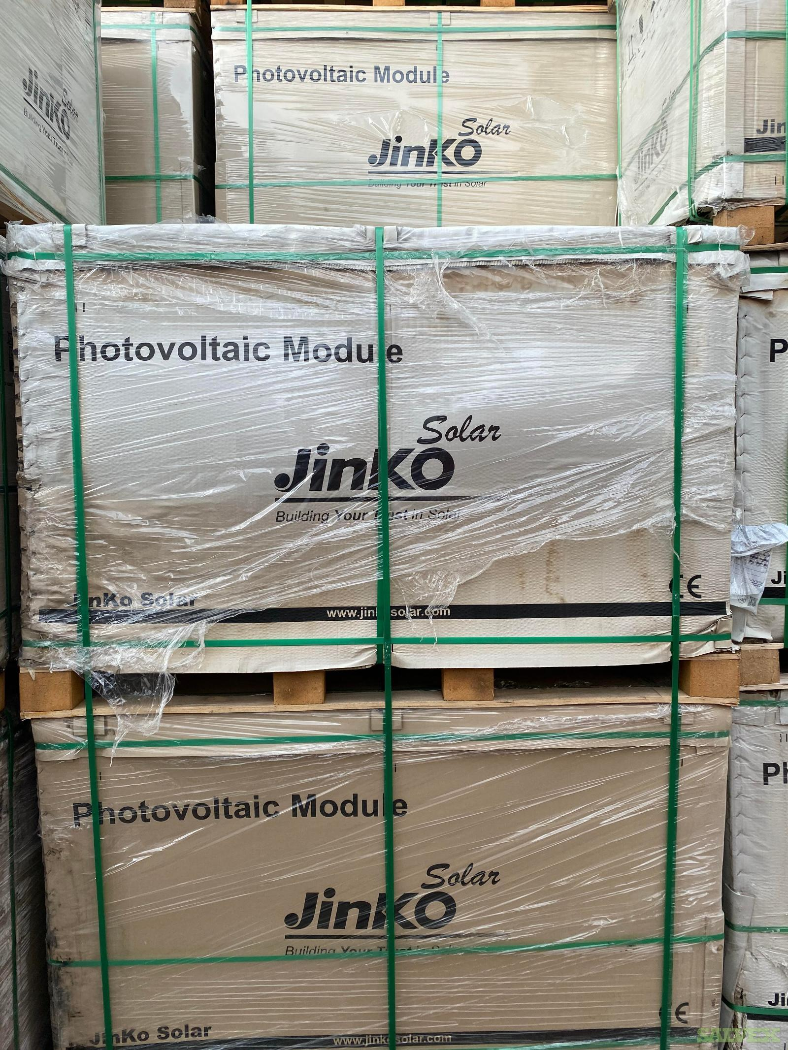 Jinko 315W Solar Panels - New (1,336 Units)