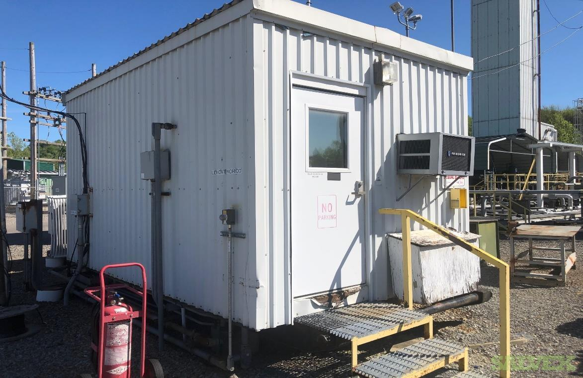 Control Rooms - For Oil and Gas Industry (2 Units)