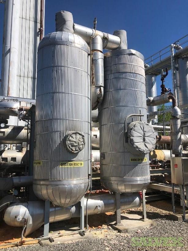 PBP Fabrications Inc Oxidation Reactors (2 Units)