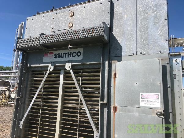 Smithco Regen Gas Cooler 750 PSI, 2006