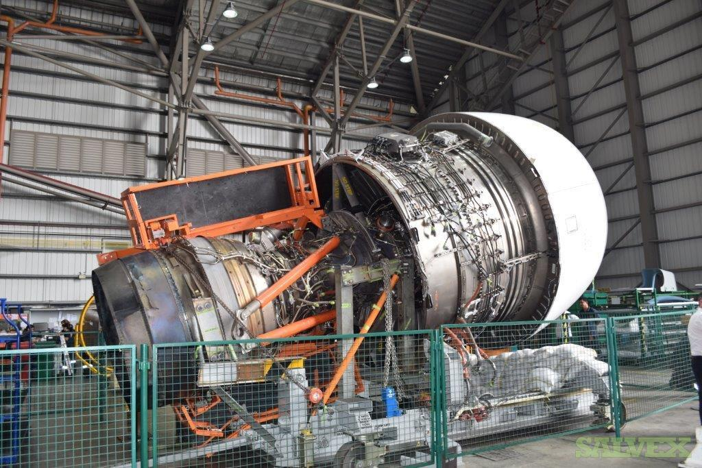 Rolls Royce Trent 900 Engine - Scrap