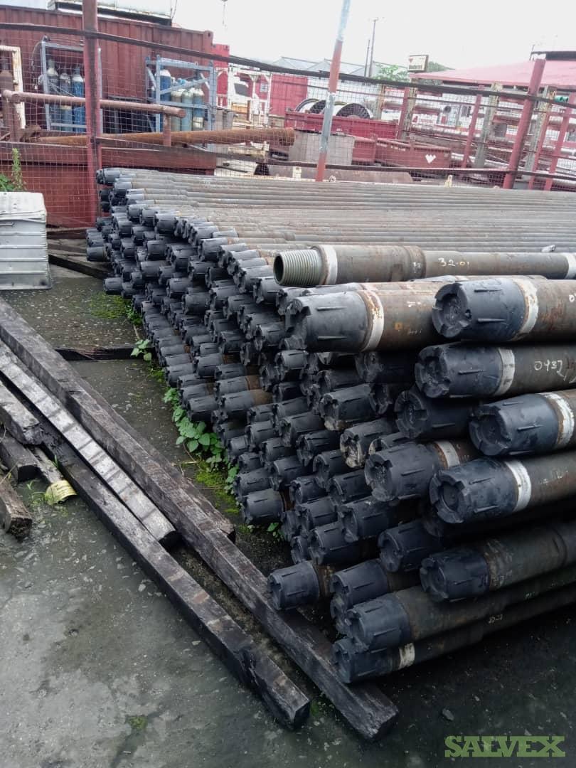 3 1/2 15.50# S135 NC38VAM EIS Surplus Drill Pipe (18,000 Feet / 127 Metric Tons)