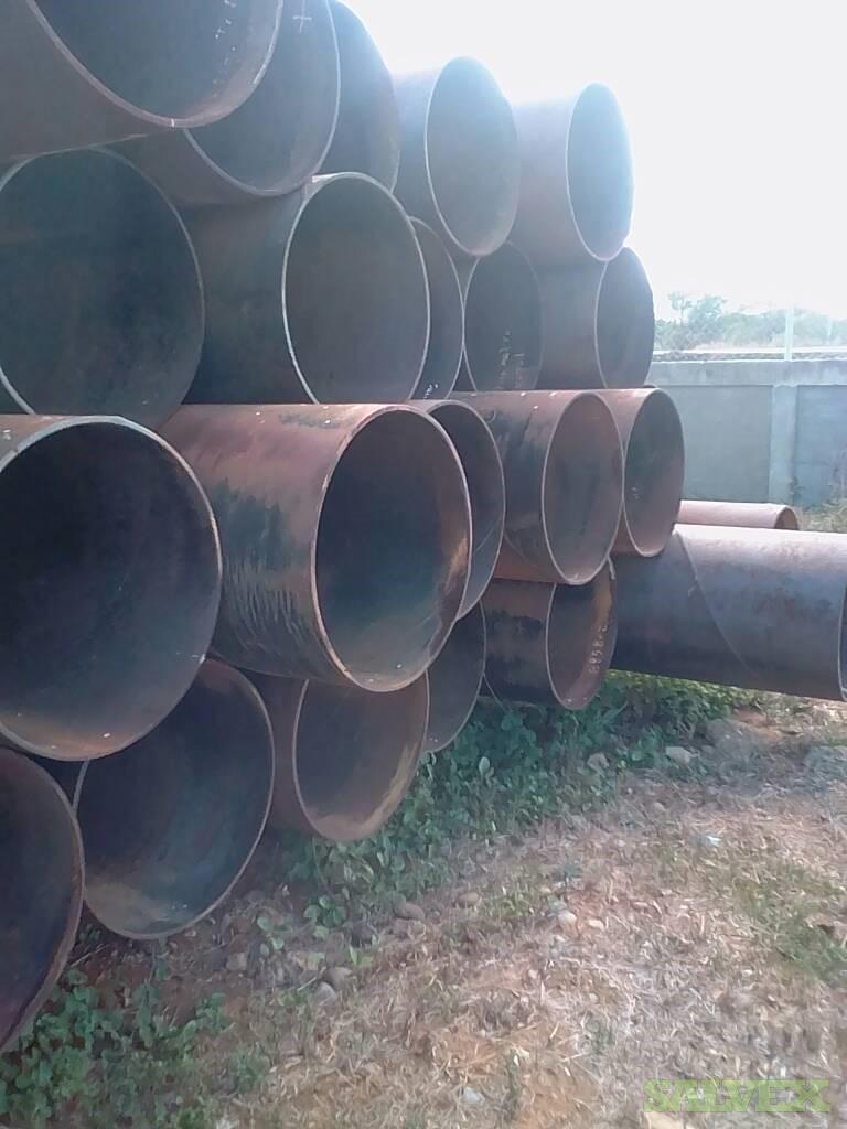 26 Surplus Line Pipe (61,680 Feet / 3,753 Metric Tons)