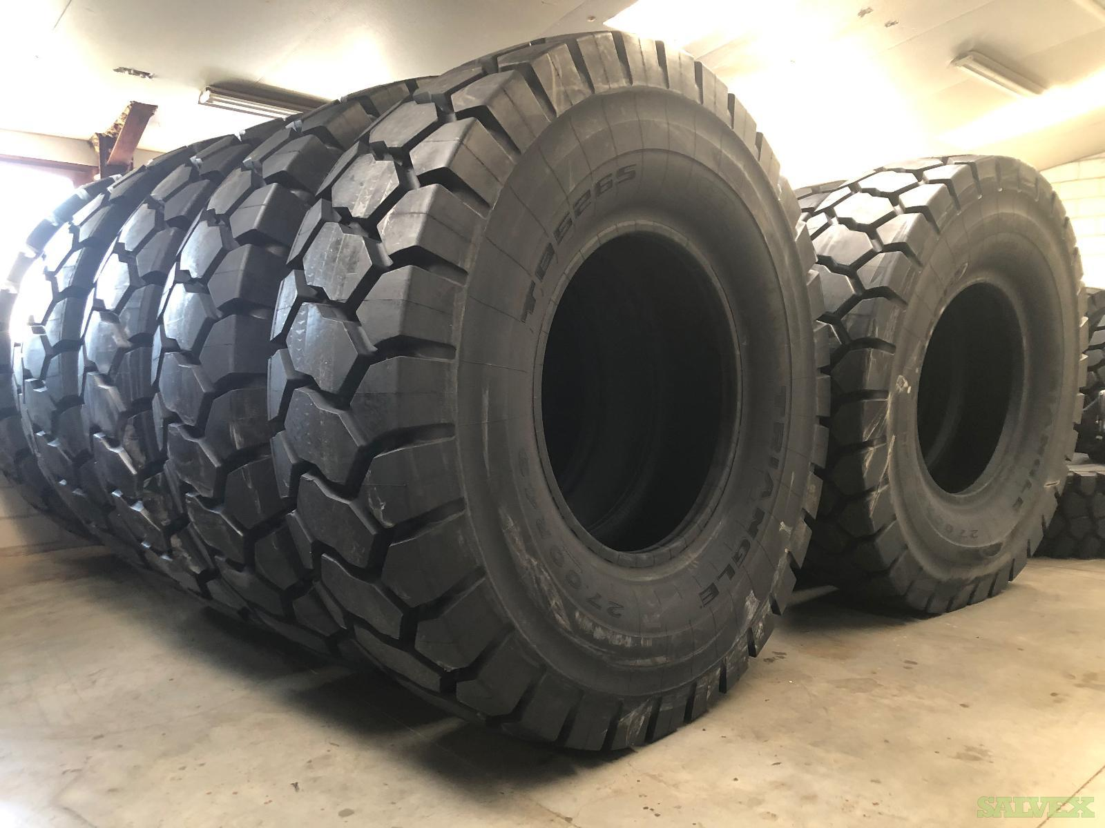 Triangle TB626S / 27.00R49 / Off-The-Road Tires (20 Units) in Belgium