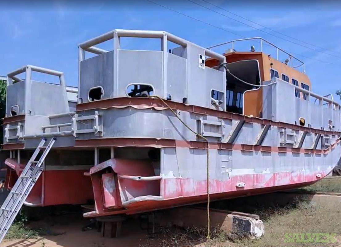 Line Boat | Supply Vessel