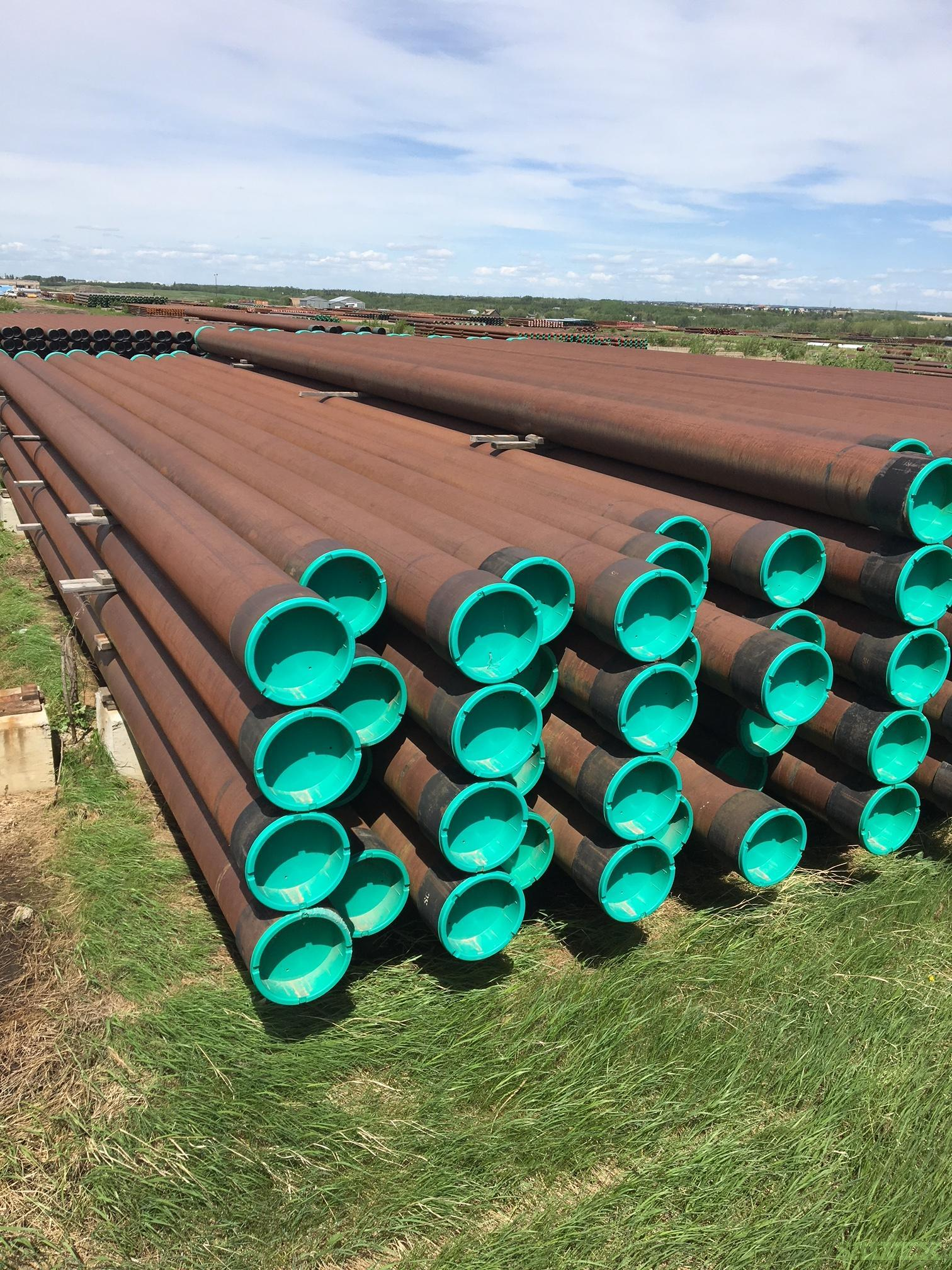 13 3/8 48# H40 STC Bare API 5CT  R3 Surplus Casing (23,400 Feet / 509 Metric Tons)