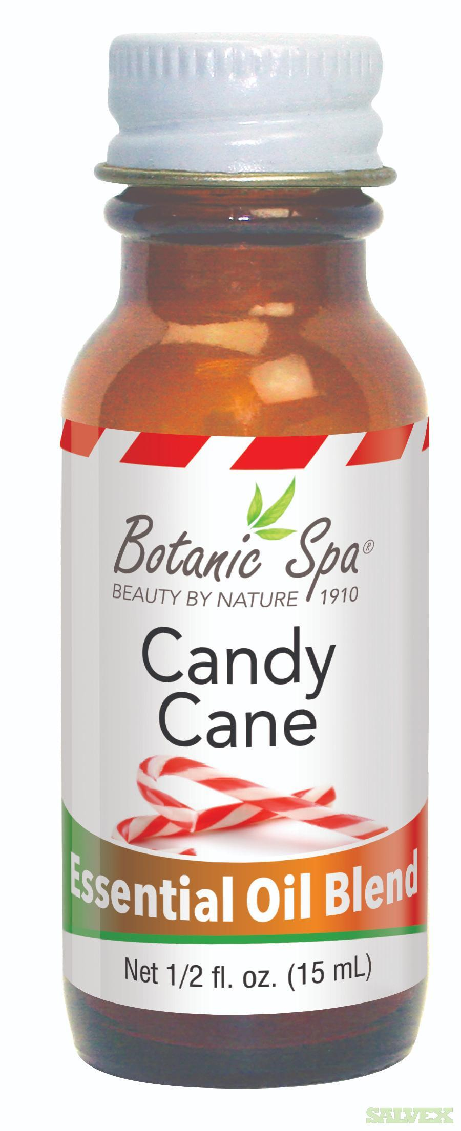 Botanic Spa Candy Cane Essential Oil, Daily Bright & Hydrate Mist, and Daily Balancing Cleanser (570 Bottles)