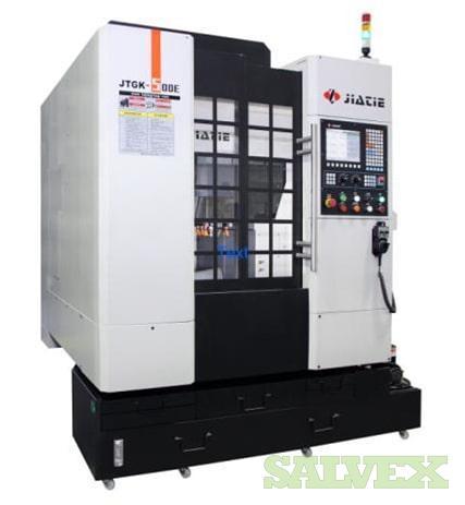 Kejie JTGK-500E Engraving / Milling Center and Equipment (1 lot)