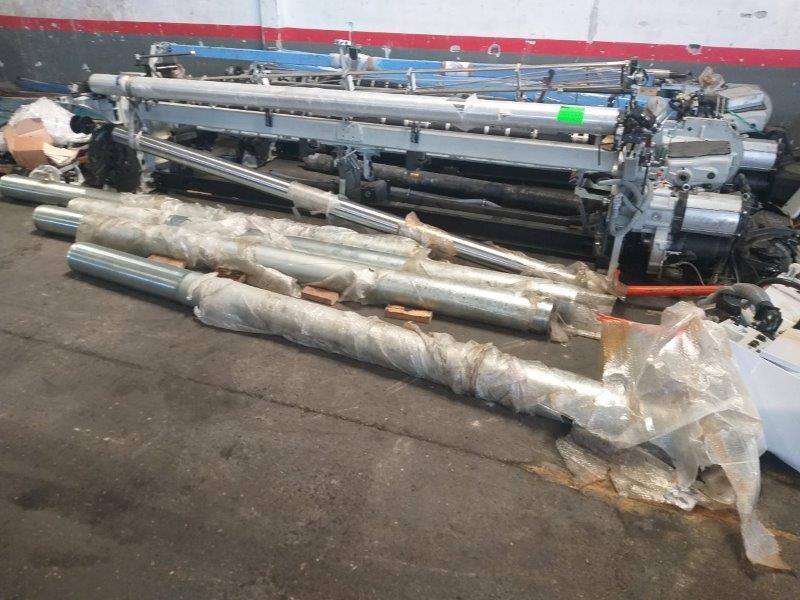 Itema R9500 Weaving Loom Rapier Machines (2 Units)