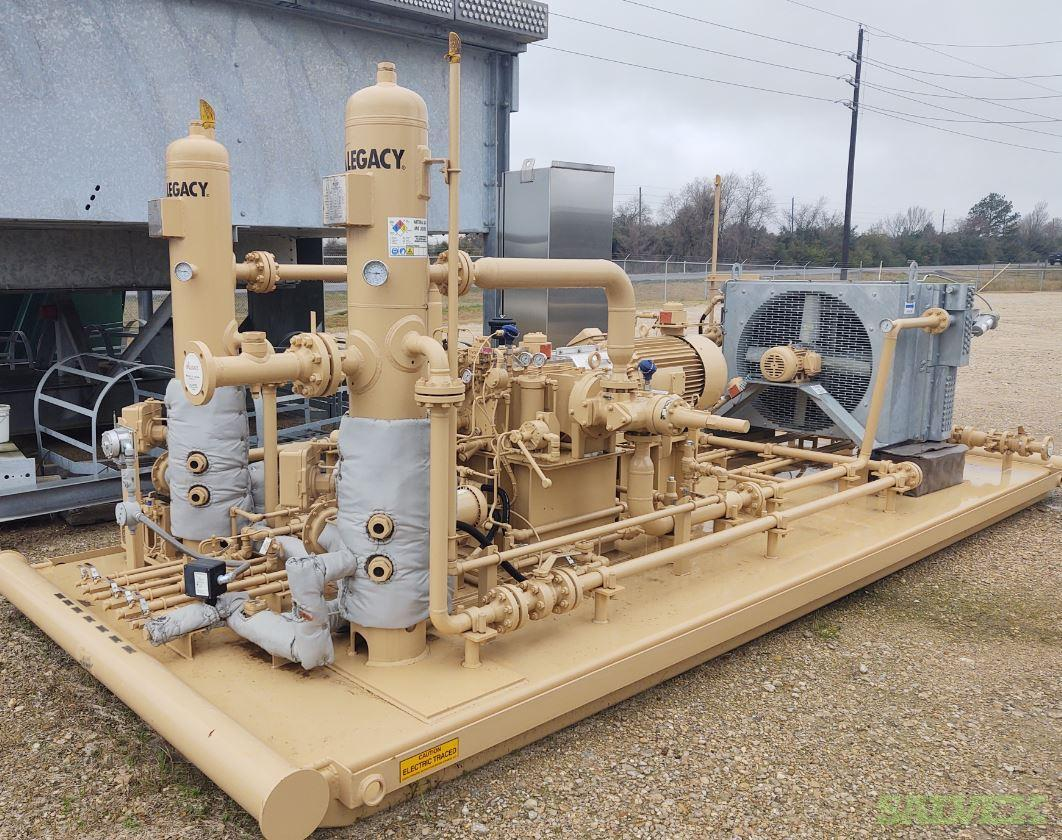 Ariel JGQ-2 75HP Electric Compressor