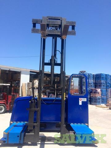 Vortex Bison 2504 Electric Multidirectional Forklift (2500 Kg Lift Capacity)