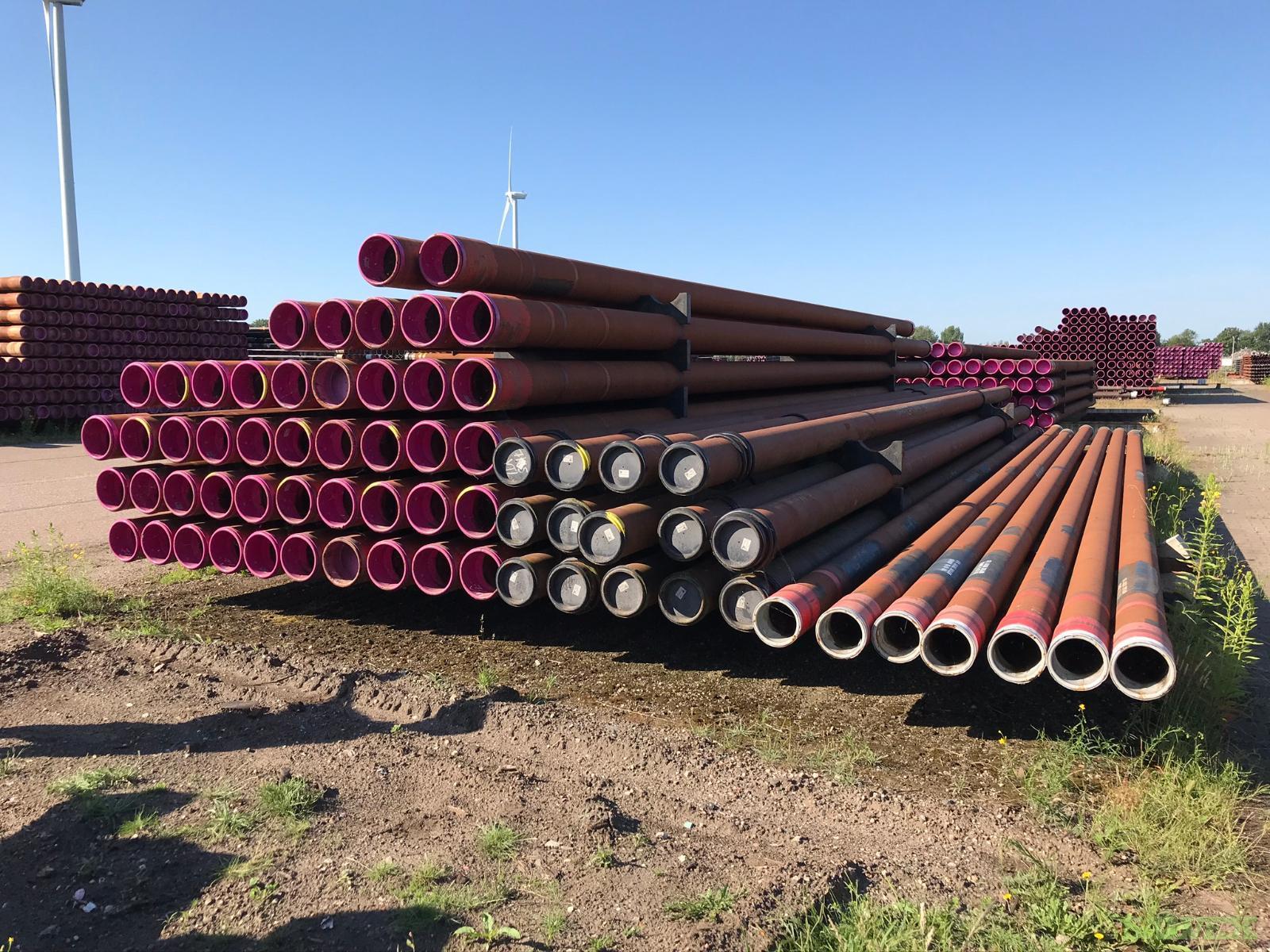 8 5/8 40# Q125 VAM SLIJ Surplus Casing (571 Feet / 10 Metric Tons)
