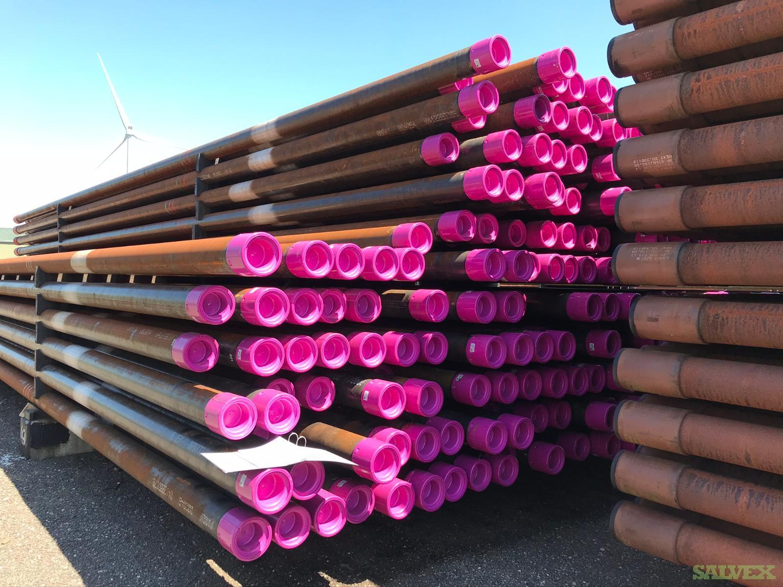 7 26# L80 VAM 21 R3 Surplus Casing (9,280 Feet / 109 Metric Tons)