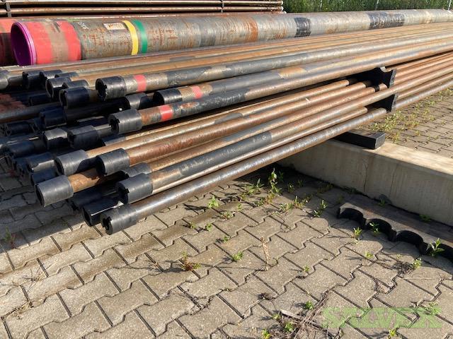 2 3/8 4.60# 13CR L80 Techniseal  R2 Surplus Tubing (1,350 Feet / 3 Metric Tons)