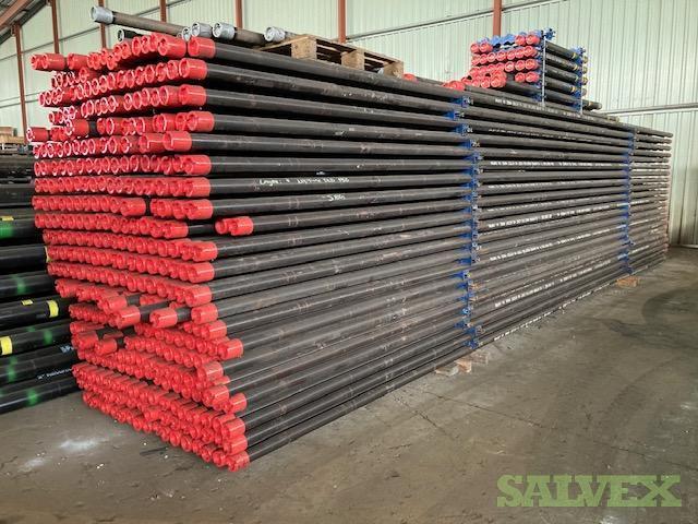 2 7/8 6.40# L80 CR13 JFE TK R2 Surplus Tubing (10,800 Feet / 31 Metric Tons)