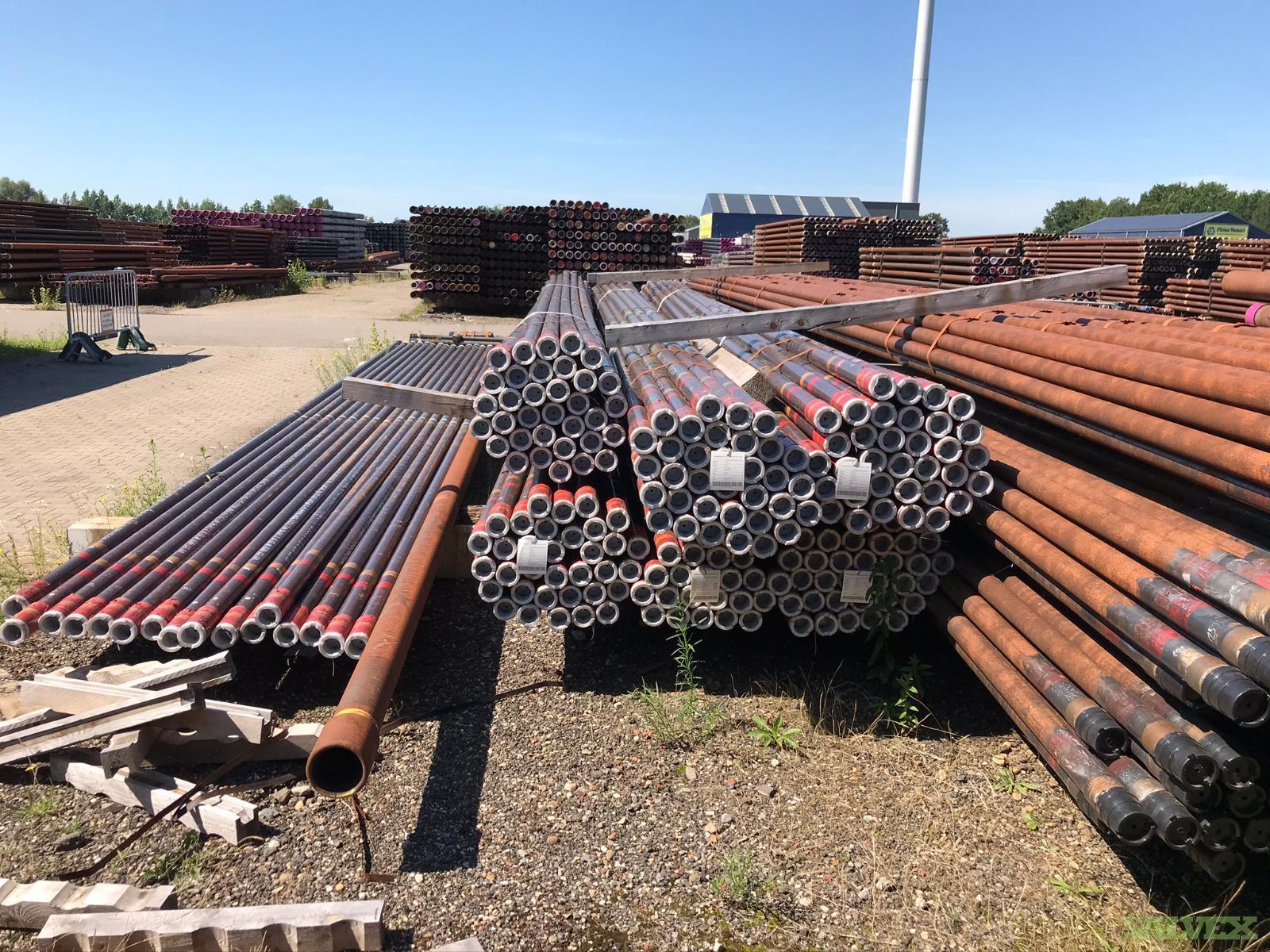 3 1/2 9.20# J55 Techniseal R2 Surplus Tubing (4,511 Feet / 19 Metric Tons)