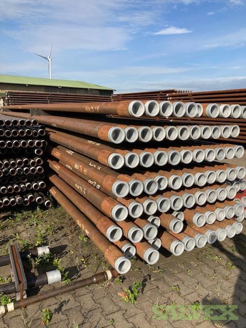 4 1/2 12.60# C95 VAGT AC R3 Surplus Tubing (44,040 Feet / 252 Metric Tons)