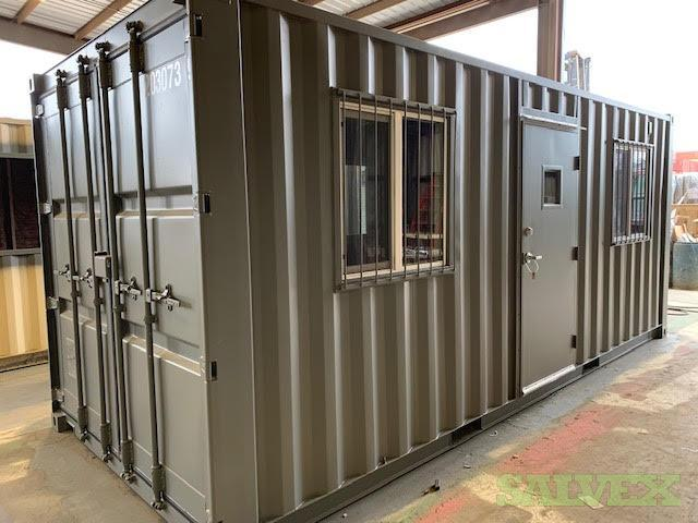 20-Ft Container Office Unit