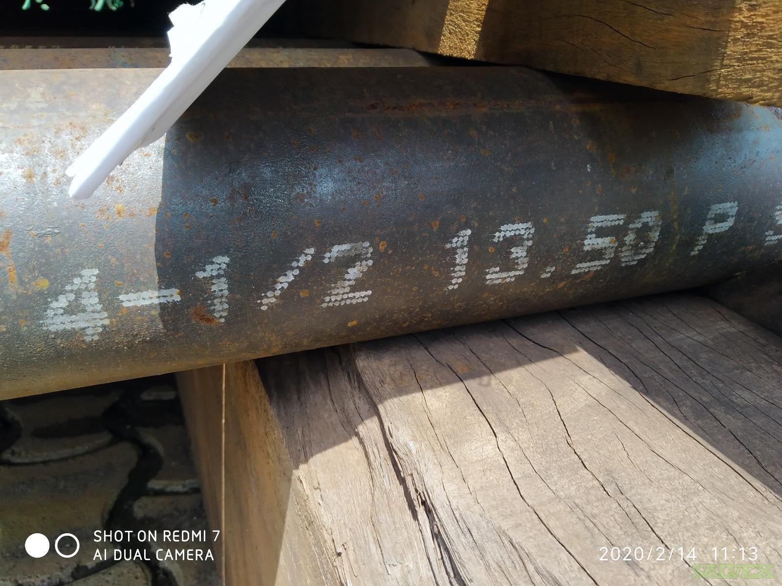 4 1/2 13.50# P110 ICY W563 R3 Surplus Casing (8,209 Feet / 50 Metric Tons)