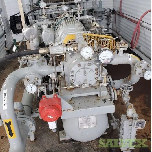 US Electric 326T Recycle Compressor
