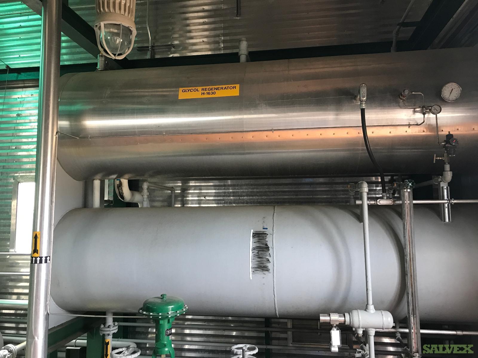 22 MMSCFD Refrigeration System