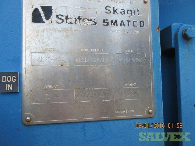 Skagit 295  single drum Winch Tag 005 (1)