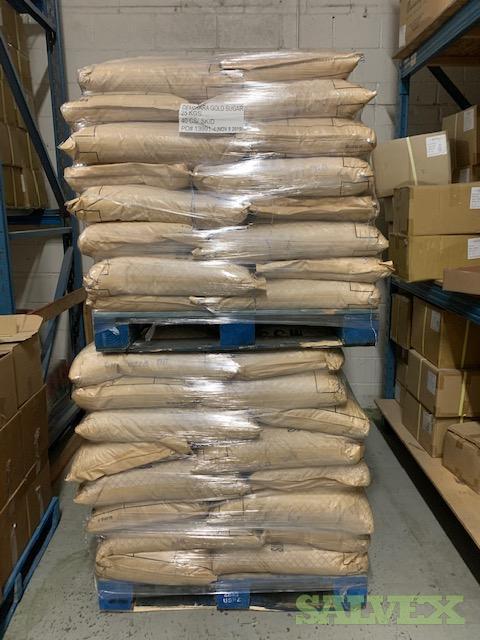 Demerara Gold Dark Brown Soft Cane Sugar (27,500 lbs)
