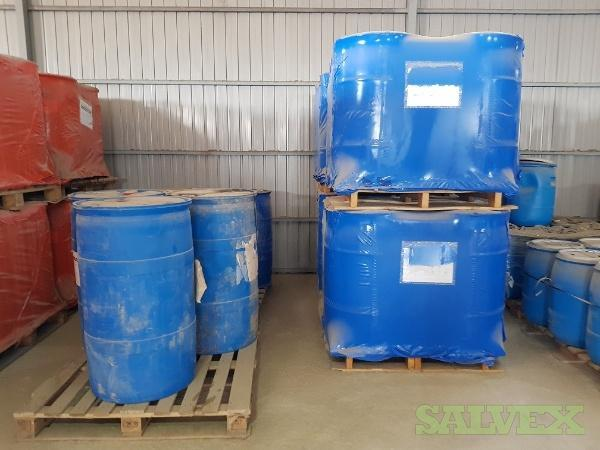 Drilling Fluid Chemicals: LCM, WBM, OBM, Completion Chemicals and More (60 Items)