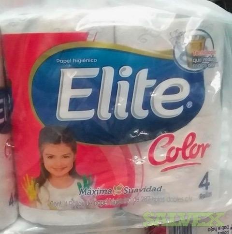 Elite Toilet Paper 4PK/ 287 Sheet 2 Ply (3,900 Cases)