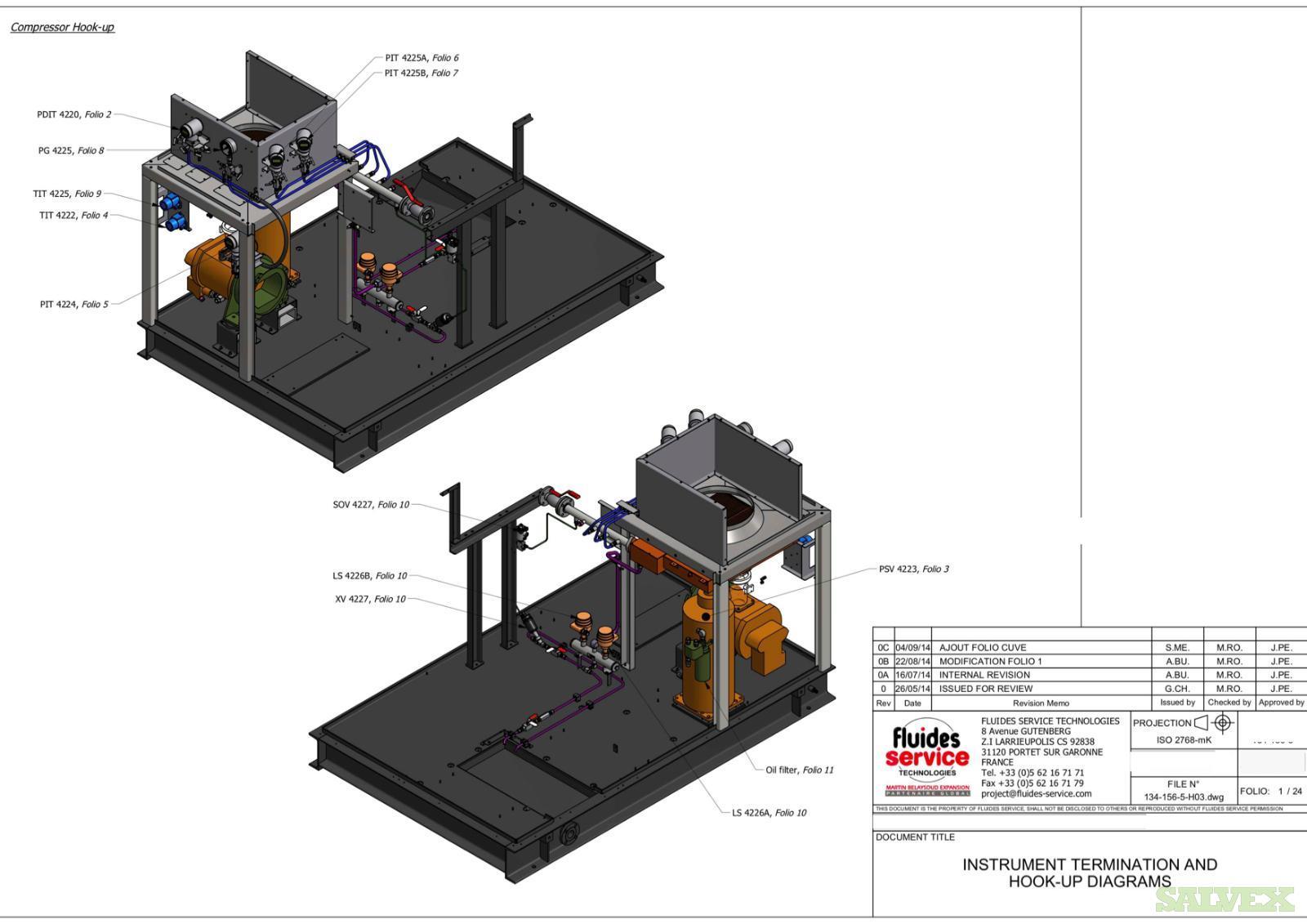 Air Compression 11-PK-4210 Package Fluides Services
