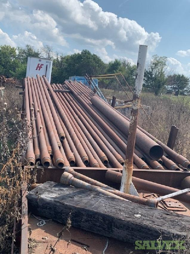 3 1/2 15.5# Surplus Drill Pipe (10,000 Feet / 70 Metric Tons)
