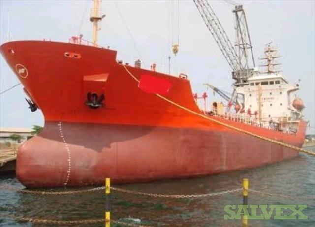 Scrap Oil Tanker (5000 MT)