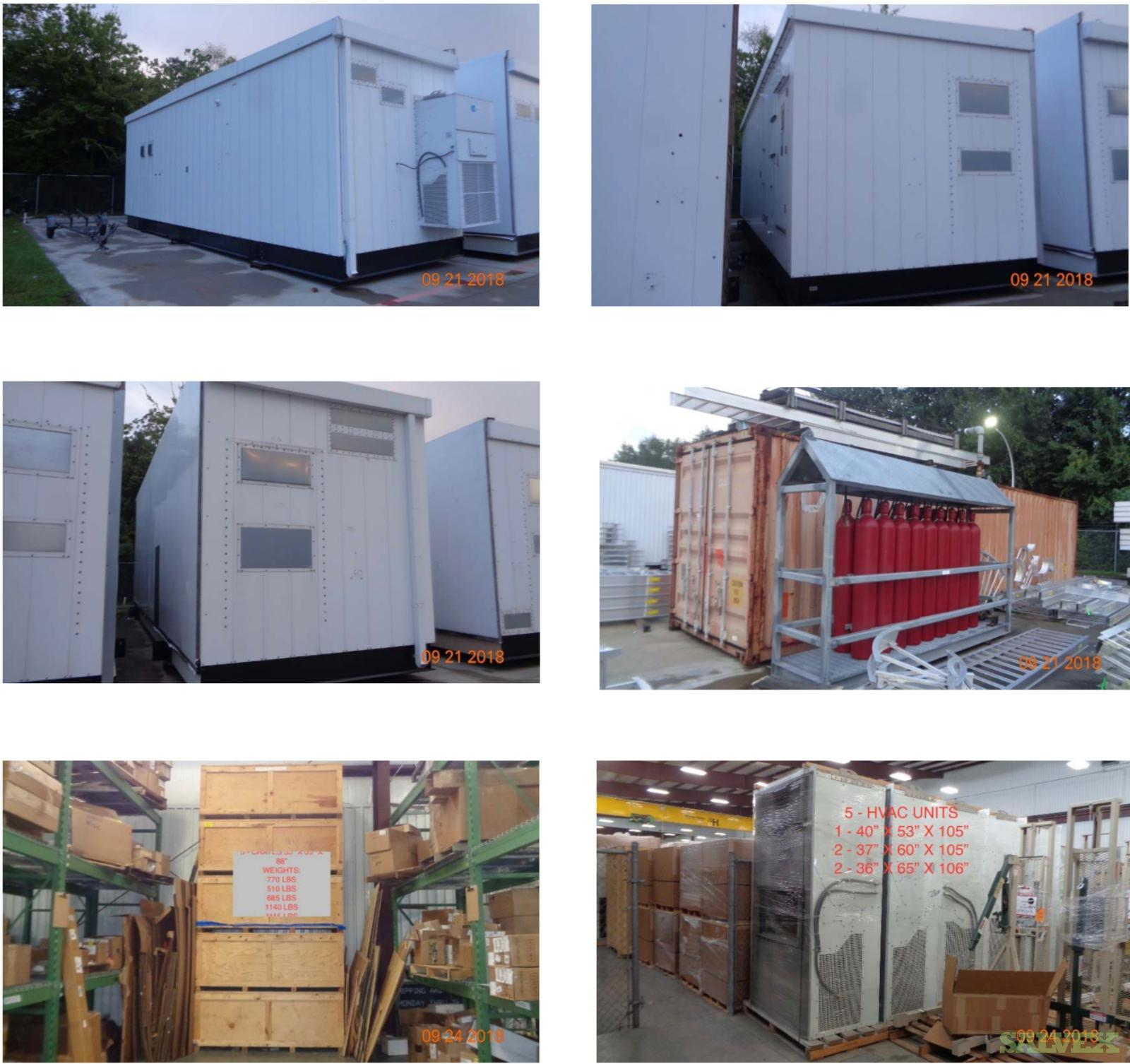 Electrical  (Building) Shelter Volta Manufacturing