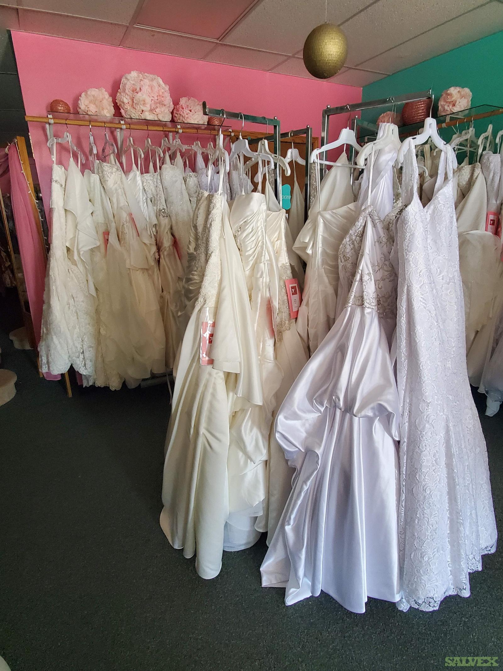 Bridal Gowns (20 Dresses)