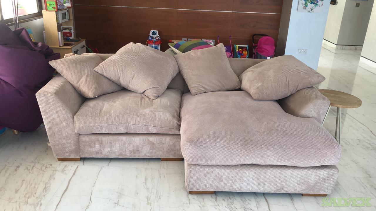 Cumulus Left Hand Facing Corner Sofas (2 Units)